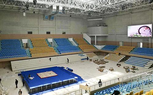 体育场馆音响系统方案