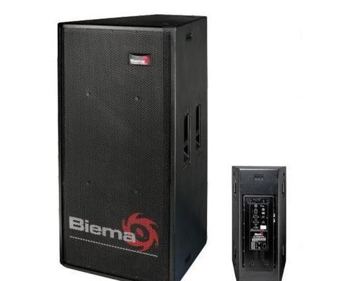 拜玛万博体育电脑客户端 F2系列黄金分割音箱 F2-110A