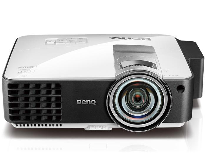 明基专业防尘短焦投影机 DX807ST