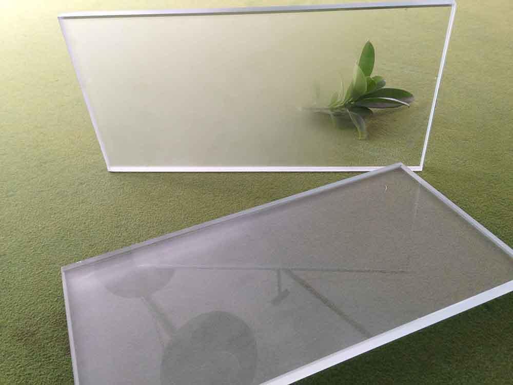 渐变玻璃技术