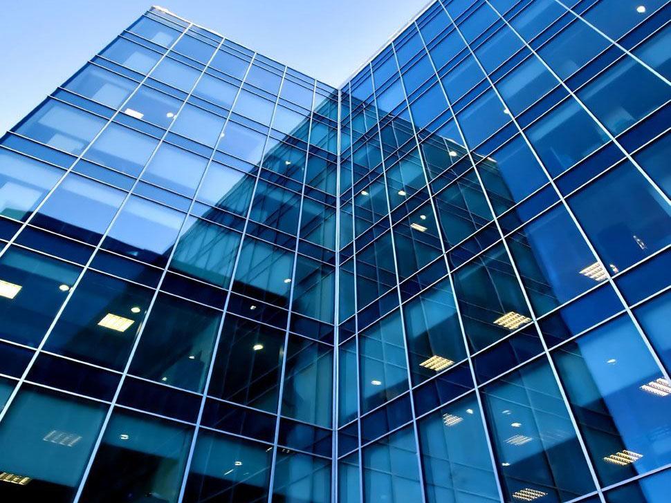 中空玻璃结构