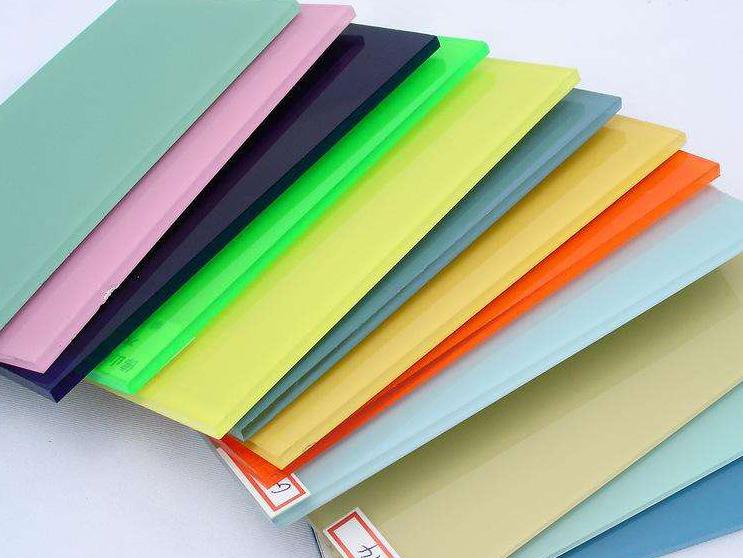 喷漆/烤漆玻璃分类