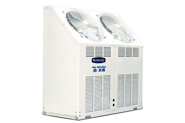 """德宏格力""""热·水湾""""商用空气能热水器"""