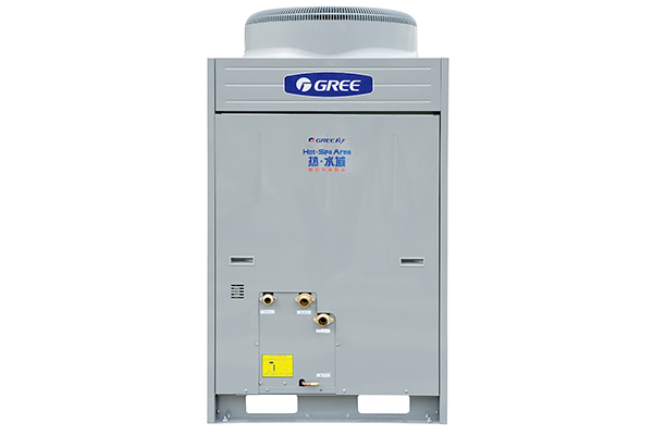 """格力""""熱·水域""""商用空氣能熱水器"""