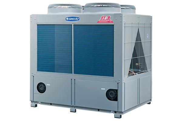 格力紅冰空氣能地暖(熱水)機組 商用空氣能熱水器
