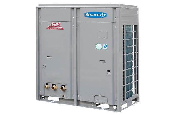 格力紅冰直熱循環型機組 商用空氣能熱水器