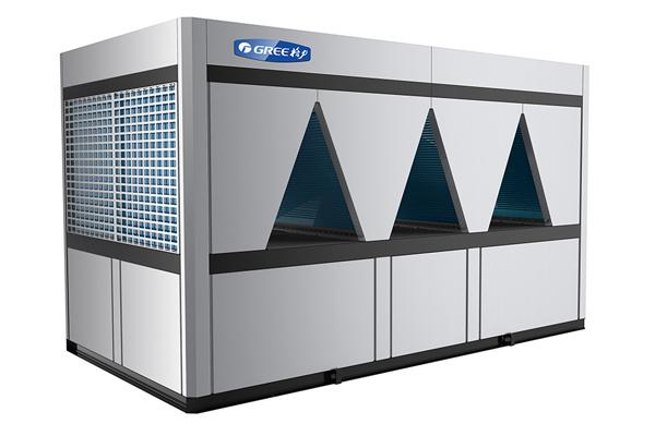 D-MAX系列模块化风冷冷(热)水机组 格力商用中央空调