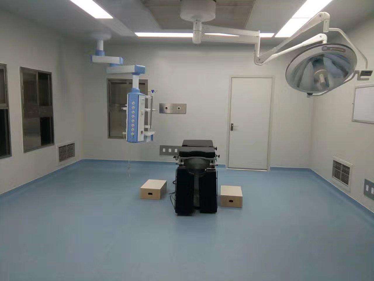 昆明中医院手术室净化工程