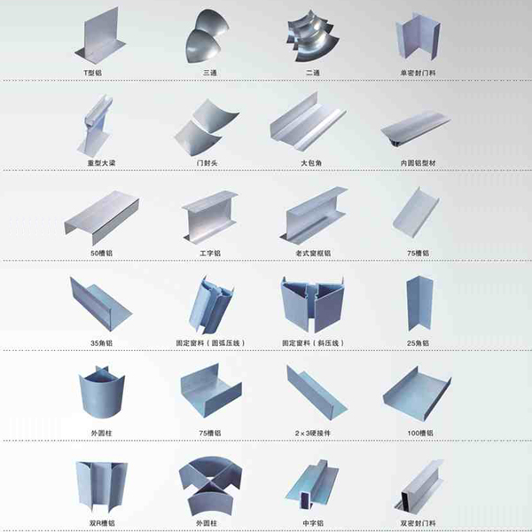 云南净化铝型材