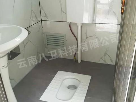 节水式卫生间