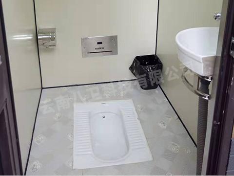 泡洗式厕所