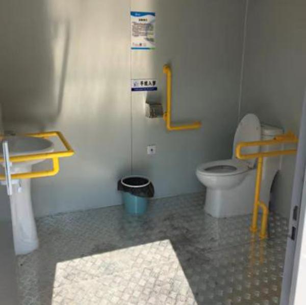 泡洗式节水型卫生间