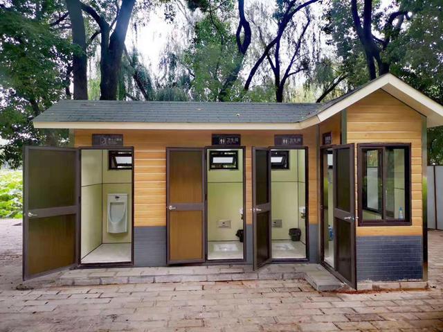 移动环保厕所在挑选的时候需要注意些什么呢?
