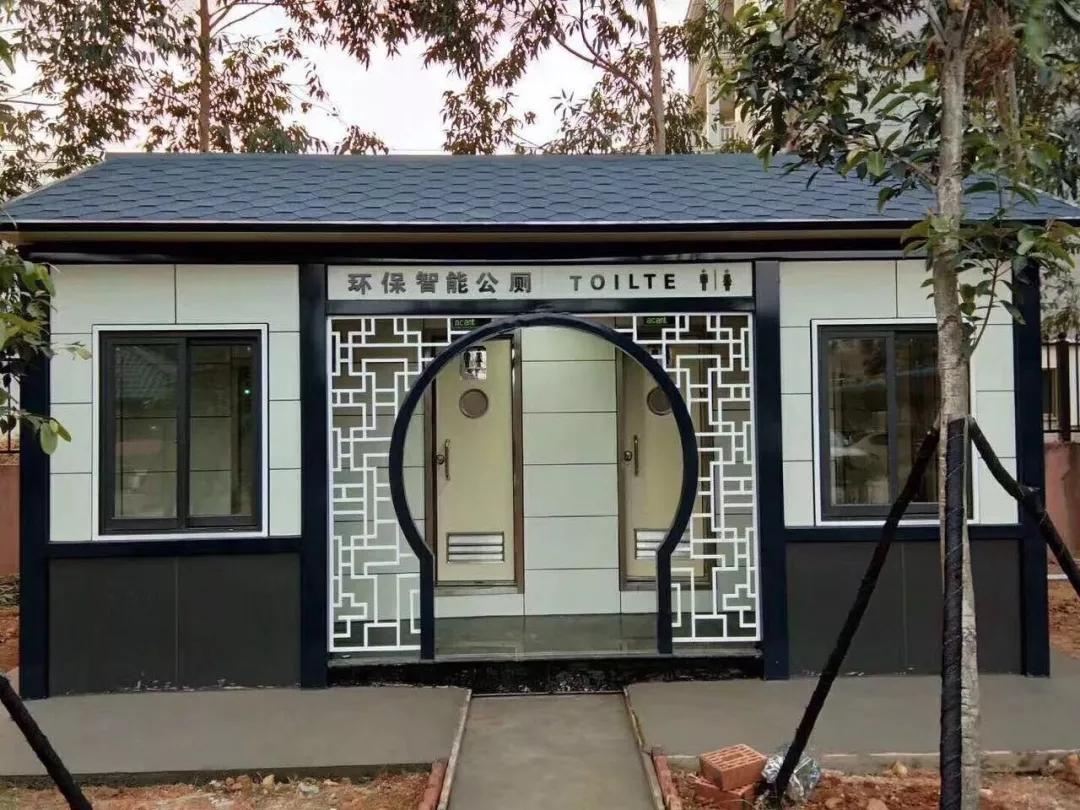 云南生态厕所厂家