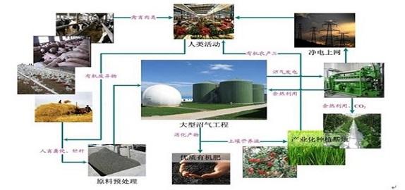 《循环农业绿色种养研发及示范项目环境影响报告表》信息公开