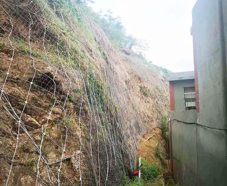边坡柔性防护网厂家