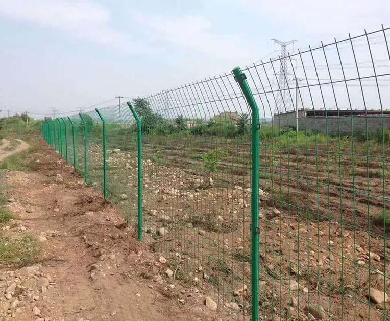 玉溪种植园铁丝围栏网工程施工
