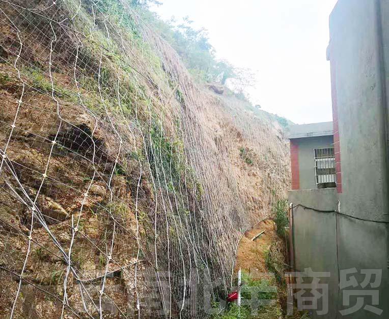 建水边坡防护网厂家