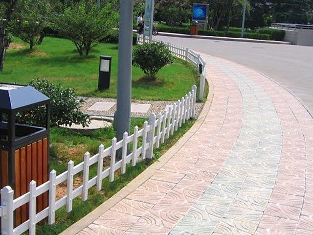 丽江市政PVC护栏网