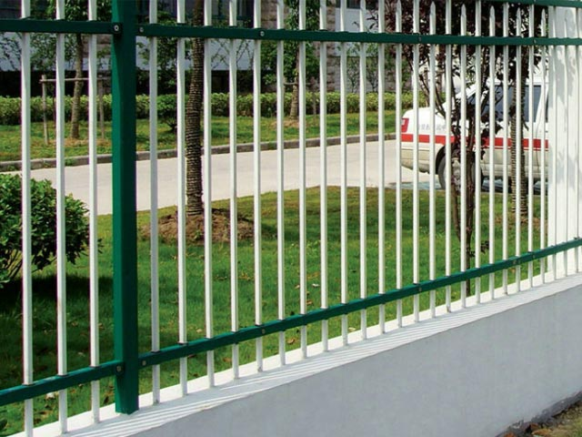 小区锌钢护栏网