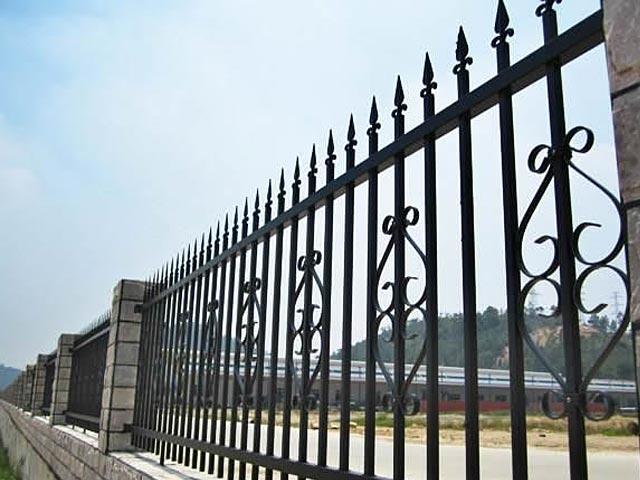 丽江欧式锌钢护栏网