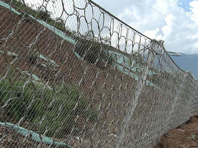 丽江被动边坡防护网