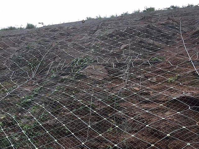 丽江柔性边坡防护网