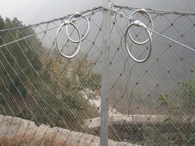 丽江环形边坡防护网