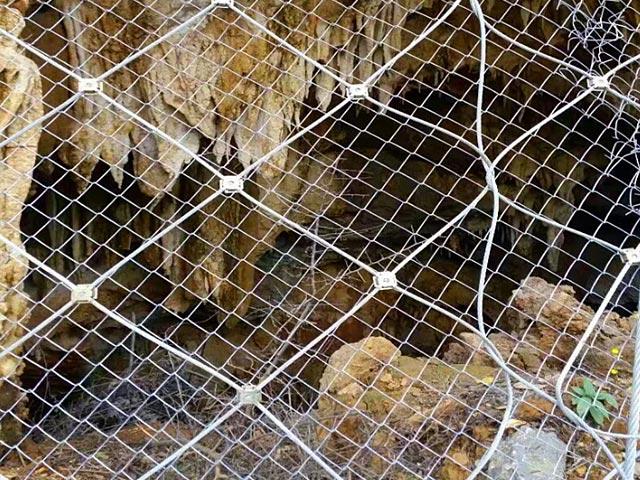 丽江菱形边坡防护网