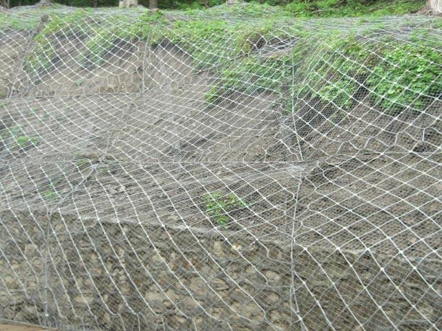丽江sns柔性边坡防护网