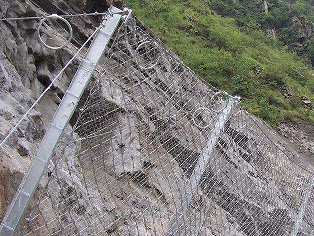 丽江被动山体防护网
