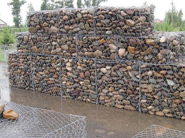 成都锌铝合金石笼网