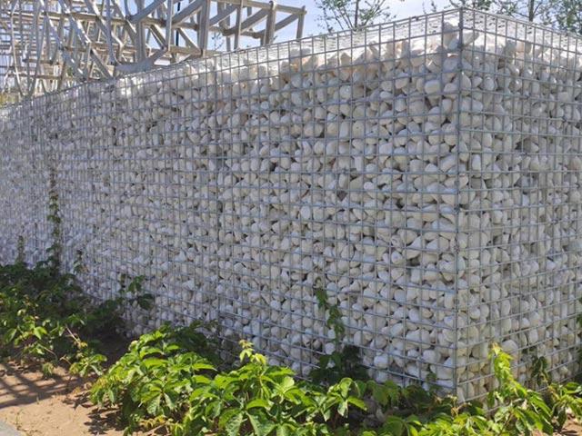 丽江景观石笼网