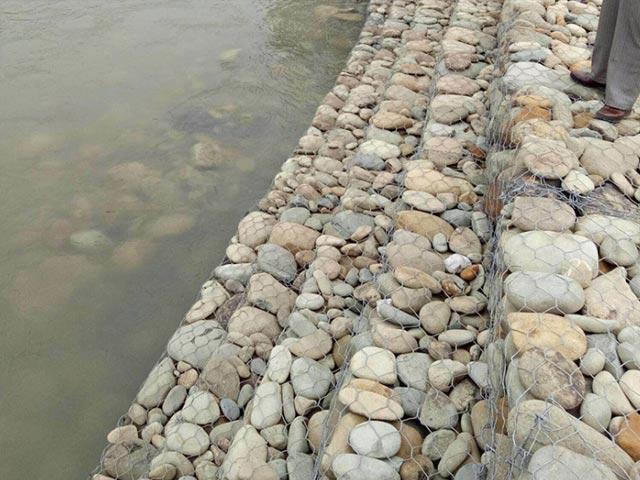 丽江护堤石笼网