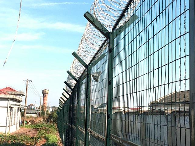 成都监狱围栏网