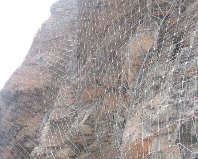 曲靖边坡防护网