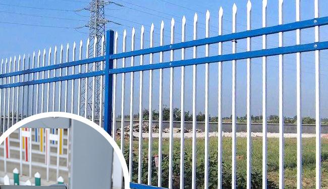 昭通锌钢护栏网厂家