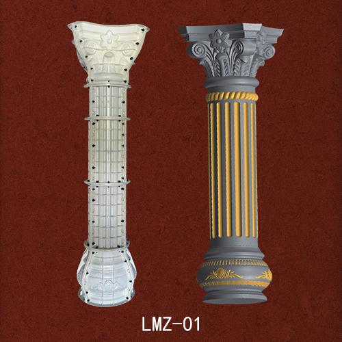 昆明罗马柱模具厂