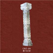 简单而大气的罗马柱模具让建筑物更显高雅
