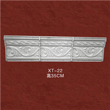 线条模具XT-22