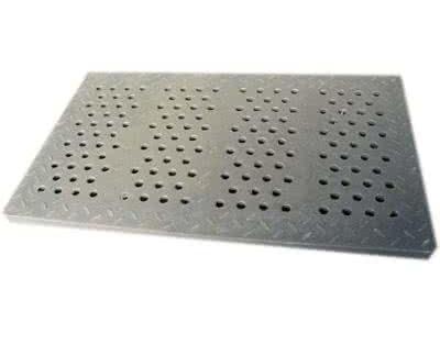 厨房专用圆孔漏水沟盖板