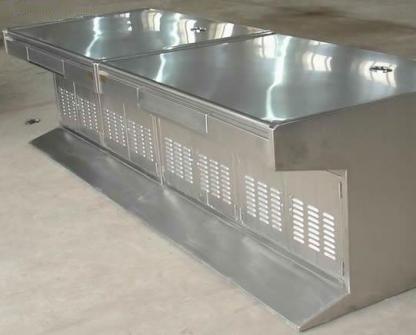不锈钢便捷销售卖台