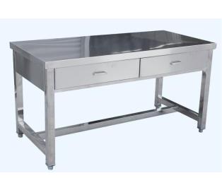 柜式不锈钢便捷销售卖台