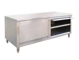 柜式不锈钢台