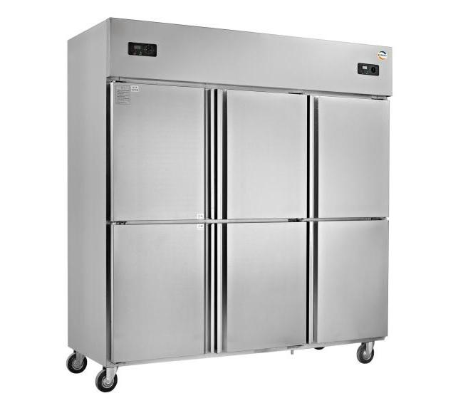 厨房不锈钢可移动冷冻设备