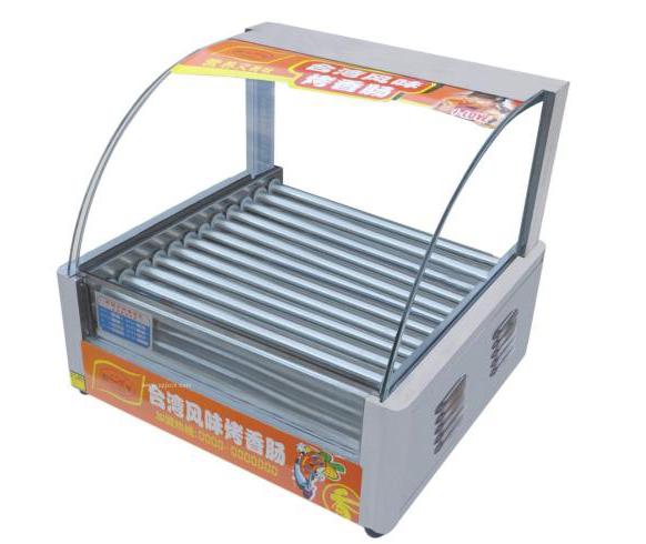 云南台式烤肠机批发价格
