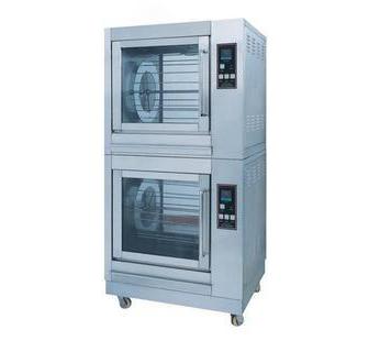 双层大容量烤箱