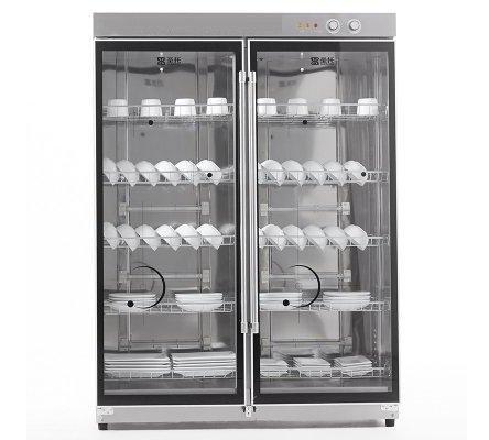 昆明厨房双开门不锈钢碗碟消毒柜多少钱