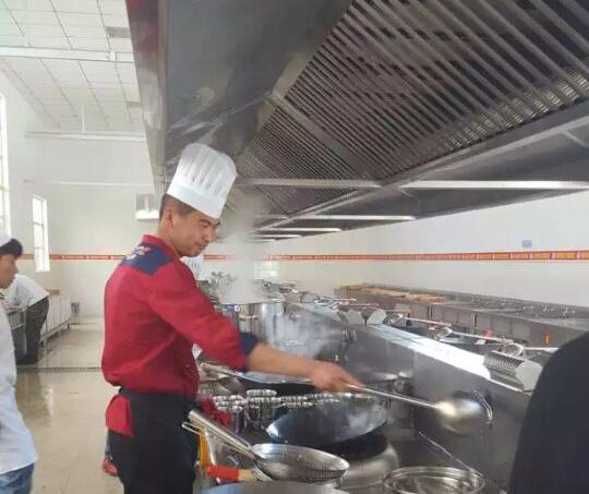 锦江大酒店厨房