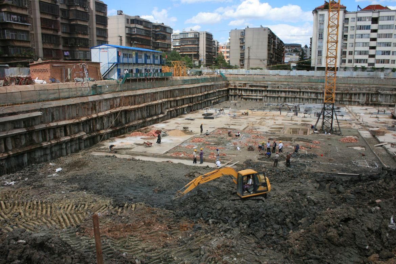 我们应该如何做到基坑开挖?